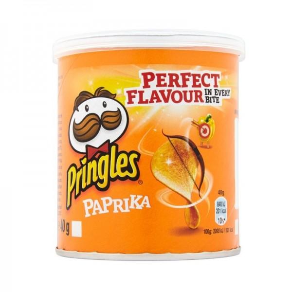 Snack Pringles Paprika 40 G