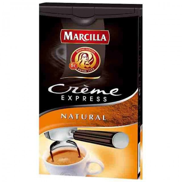 Marcilla Creme Expresso Natural Coffee 250 Grs