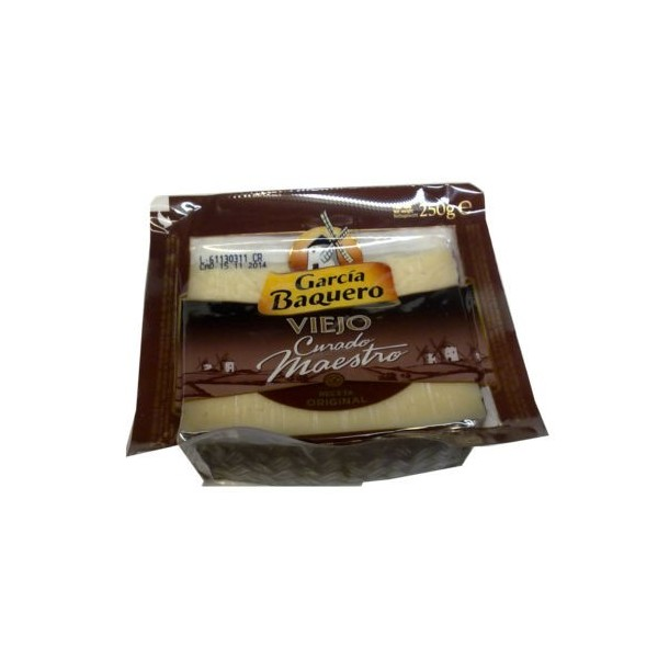 Spanish old cheese Garcia Baquero 250 g