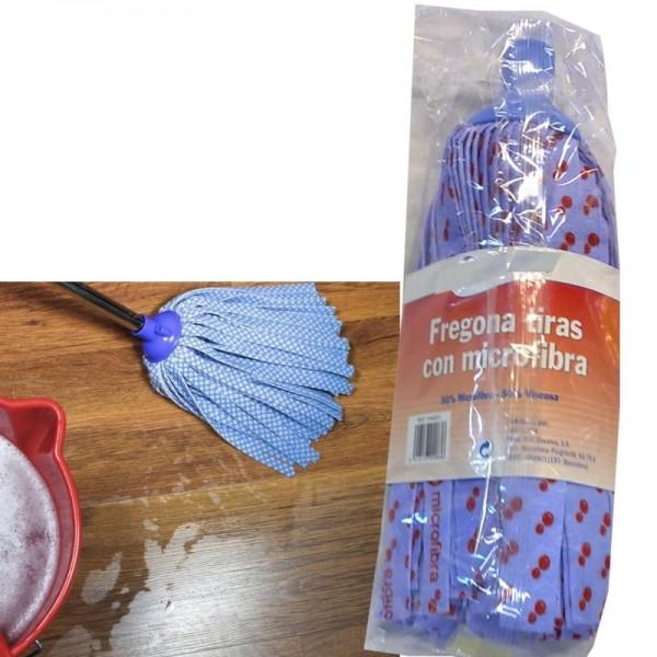 Spanish Fregona Microfibre Mop
