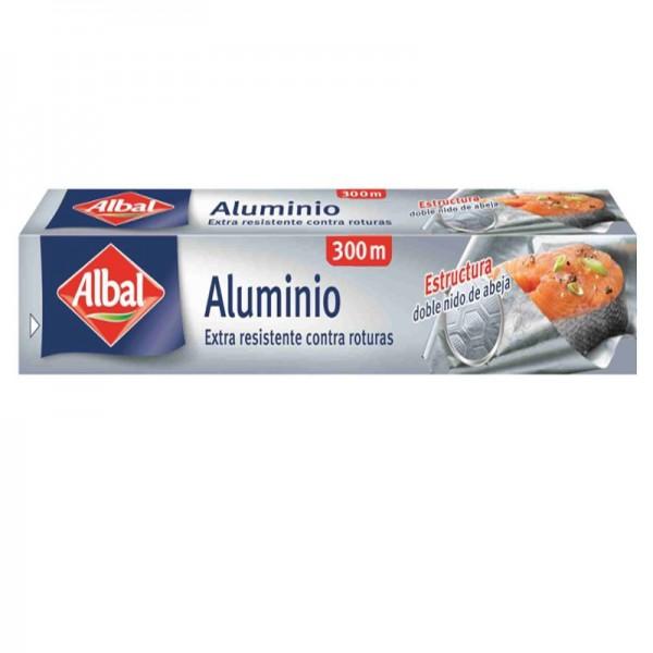 Aluminum Profesional Albal Case 300 Meters X 30 Cm