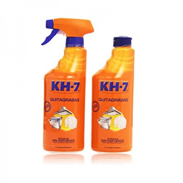 Kh-7 Degreaser Spray + Refill 750Ml