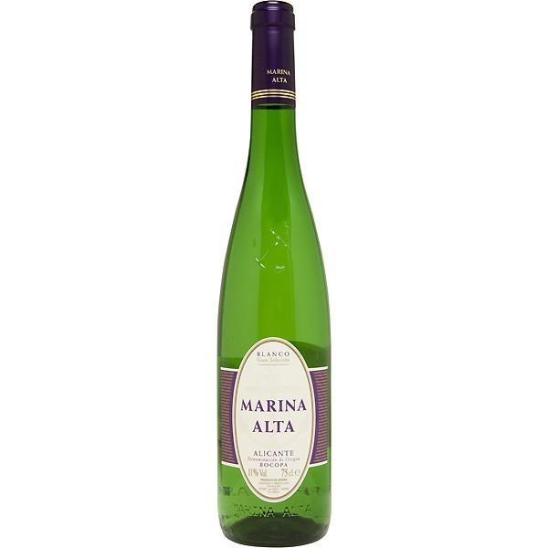 White wine Marina Alta Blanco 75 cl