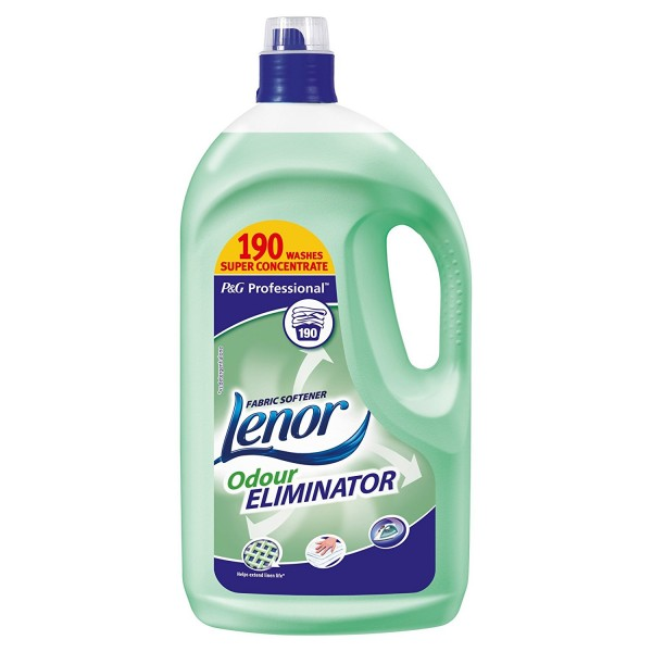 Lenor - Green fabric softener 190 Washes 3.8 L