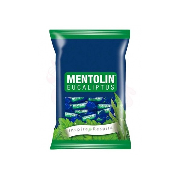 Eucalyptus candies with sugar Mentolin 1Kg
