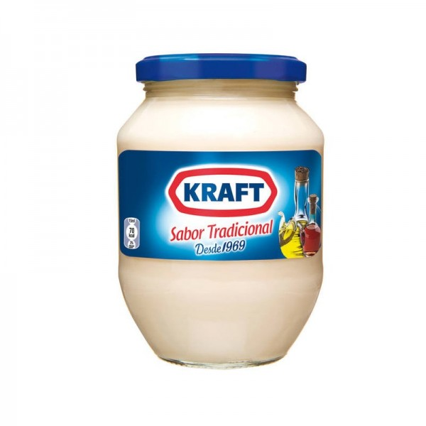 Kraft Mayonnaise 450Ml Normal