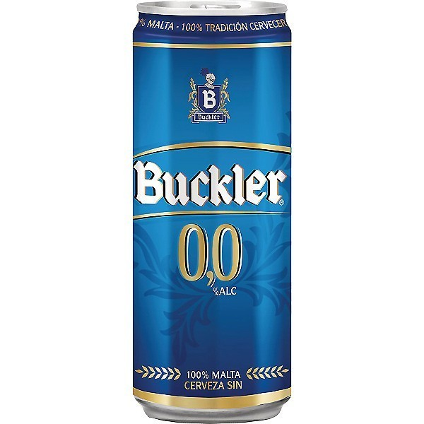 Buckler Beer Without Alcohol 0% 33 Cl Pack 24