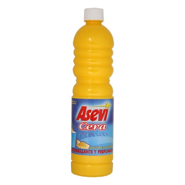 Floor wax Asevi Bottle 1 Liter