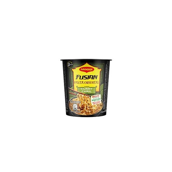 Asian Maggi Oriental Curry Pasta 61.5G
