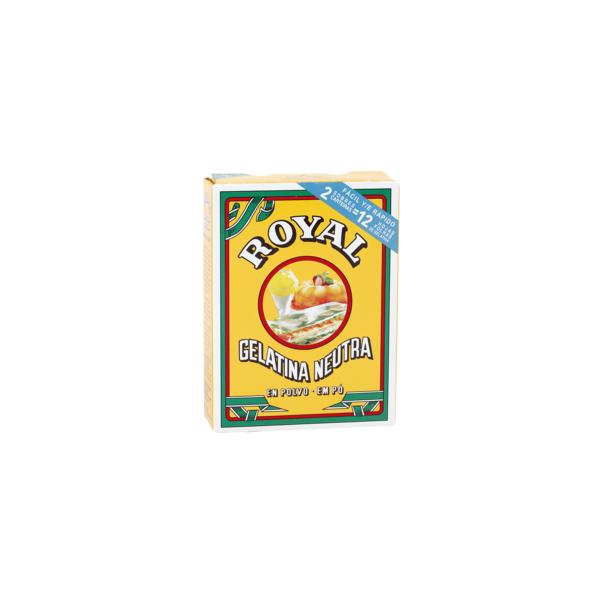 Royal neutral gelatin 20G