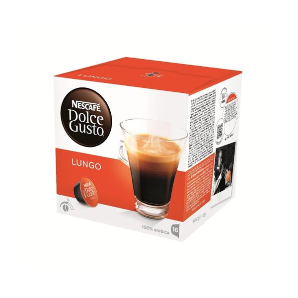 Dolce Gusto Lungo 16 capsules Nescafé