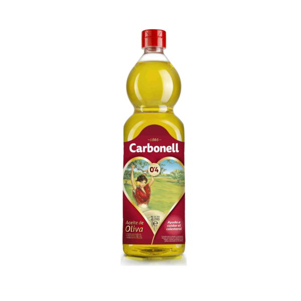Aceite Carbonell Oliva 1 L 0,4º