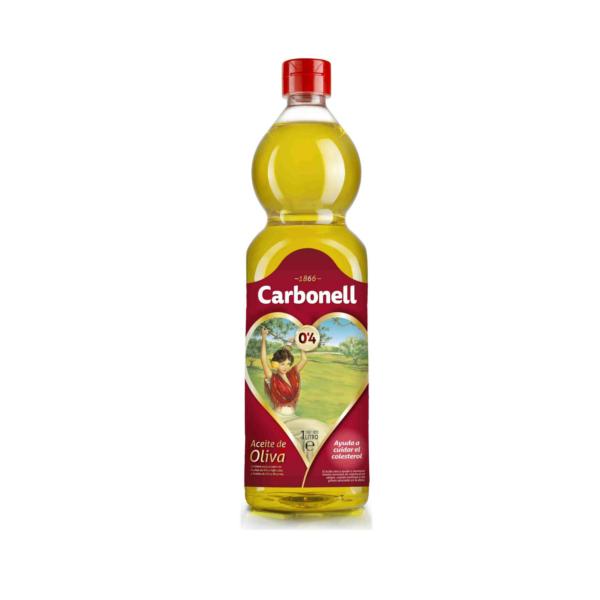 Huile d'olive Carbonell 1 L 0.4º