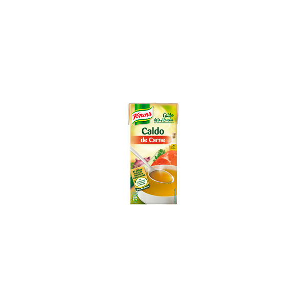 Vegetable Beef Soup Grandma Brik 1 liter - Knorr