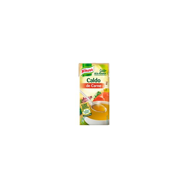 Vegetable Beef Soup Grandma Brik 1 liter - Knorr