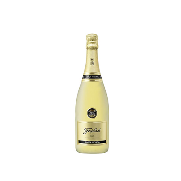 Sparkling wine cava Freixenet Carte Nevada Brut 75Cl 11,5º