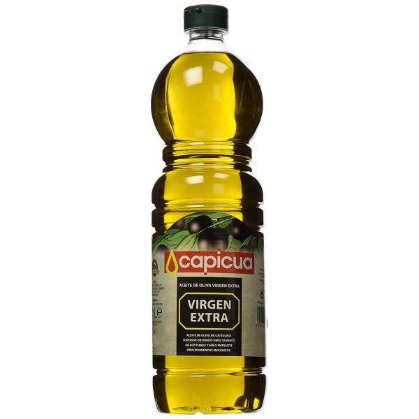 Huile Olive Capicua Extra Vierge 1 L