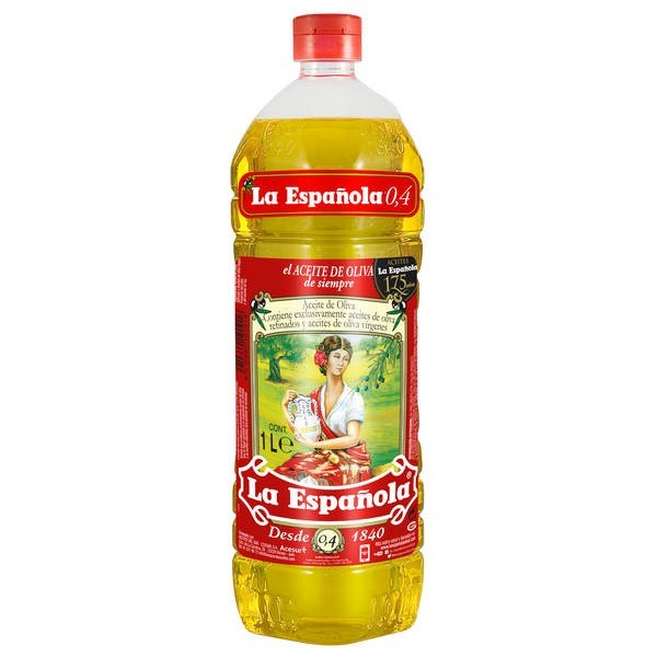 Olio d'oliva La Española 0.4 1L