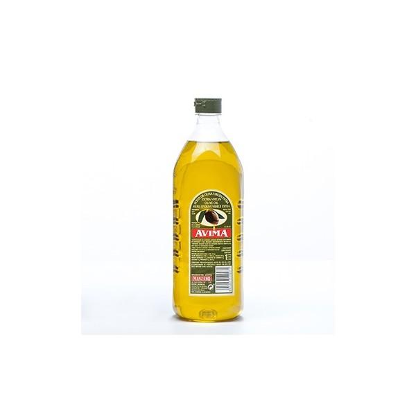 Extra vierge olijfolie Avima 1 L.