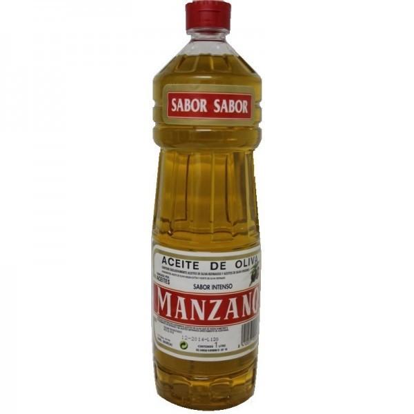 Olive oil Manzano 0.4º 1 L.