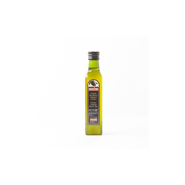 Huile Olive Extra Vierge Manzumo 0.25 Cl.