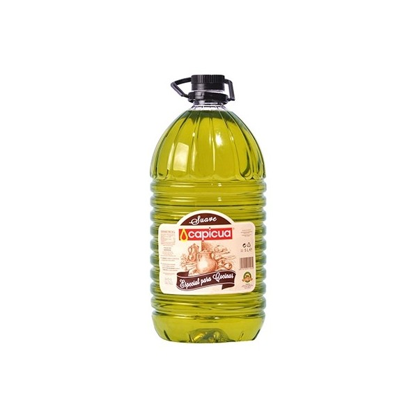 Capicua Oil Soft Cooking 5 L