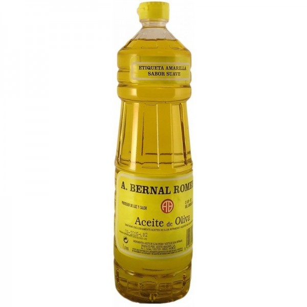 Aceite Oliva Bernal Romero 0.4º 1 L