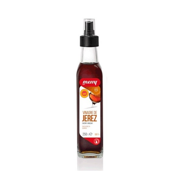 Essig Merry Sherry 7º Flasche 250 Ml