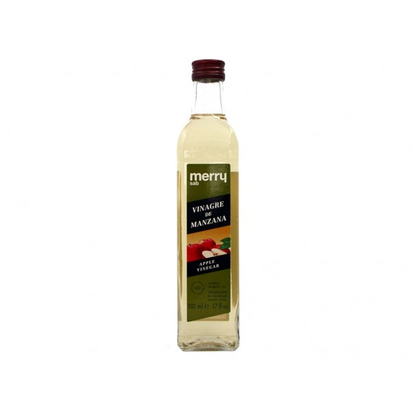Vinegar Merry Sidra Manzana Botella 500 ML