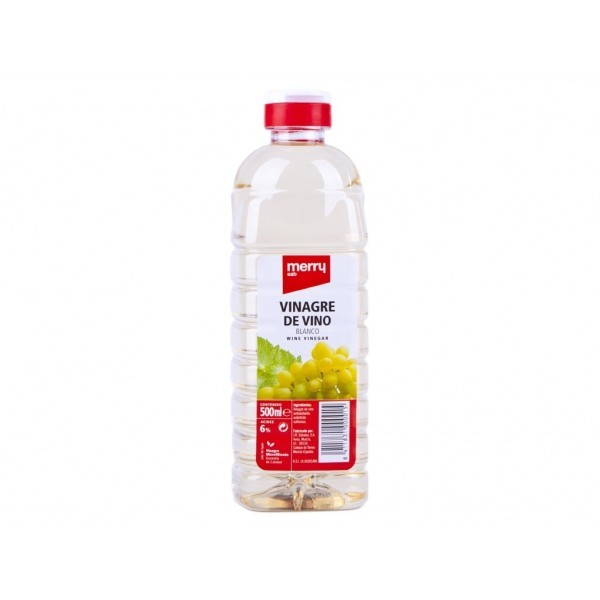 Vinegar Merry Botella 500 ML PET