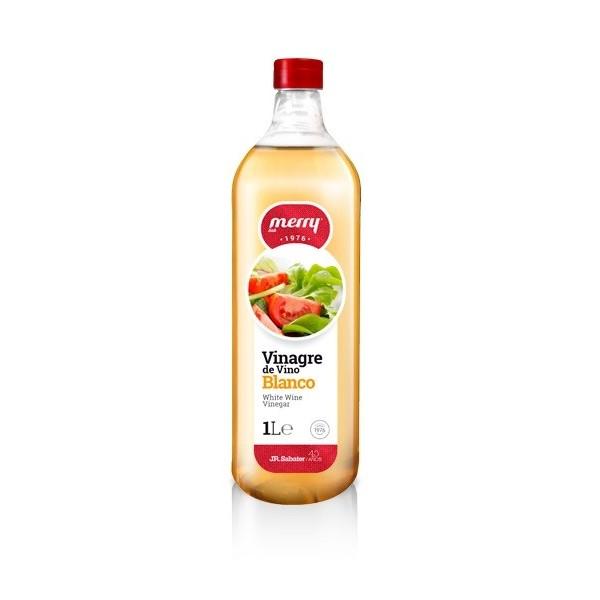 Vinagre Merry Botella 1 L P.V.C.