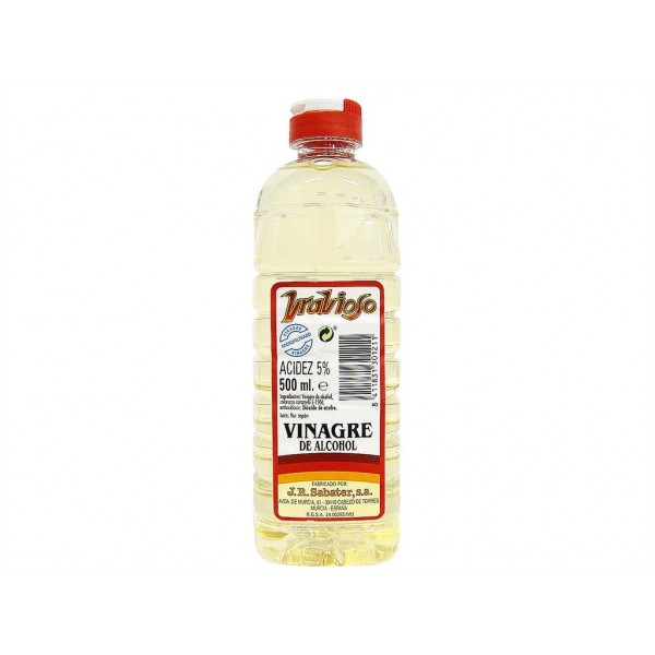 Vinegar Vravioso 500 ML PET