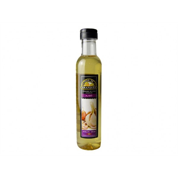 Vinegar Vega Aranjuez Ajo Pet 250 Ml