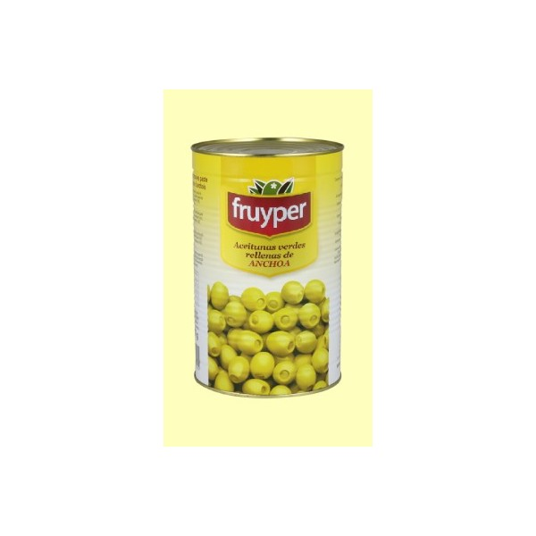 Stuffed Olives Fruyper 1.5Kg
