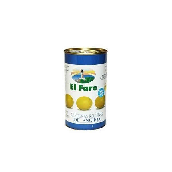 Stuffed Olives Faro 350 Grs