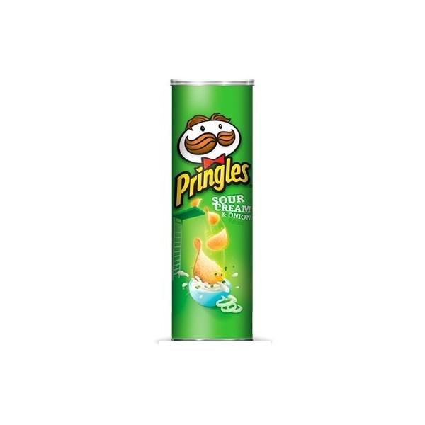 Pringles Snack Potato Paprika 165 Grs