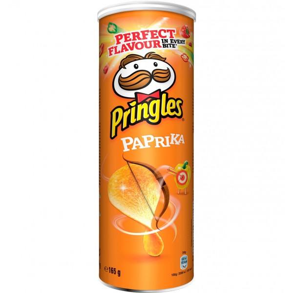 Pringles Snack Potato Salt And Vinegar 165