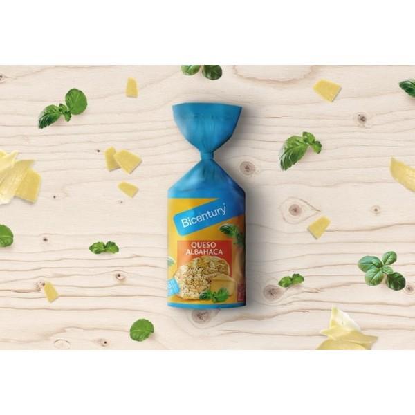 Bicentury Corn Cheese Pancakes- Basil 123 Gr