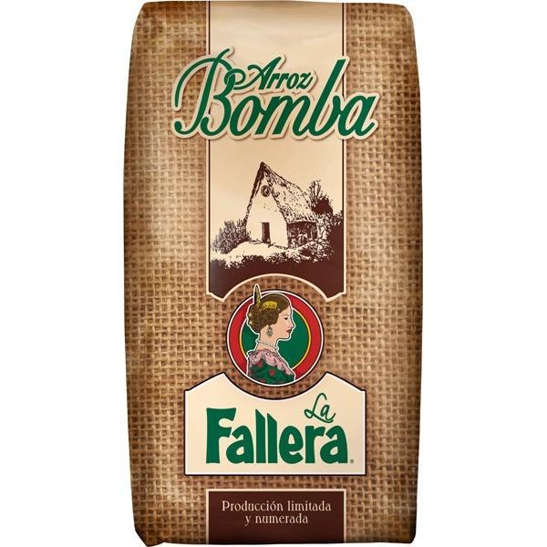 Riz paella Fallera Bomba 1,2Kg