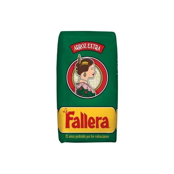 Paella Rice Fallera Bag 500 Grs
