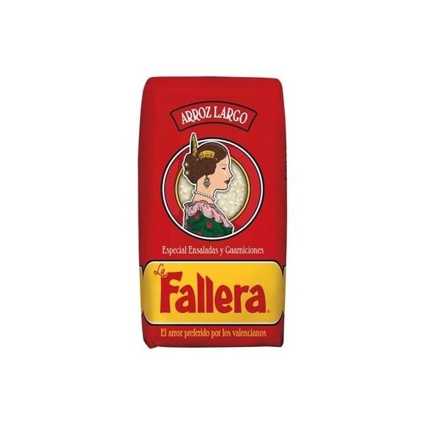 Arroz Fallera Largo Bolsa 1 Kg.