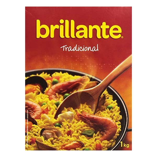 Reis Paella Brillante 1 Kg.