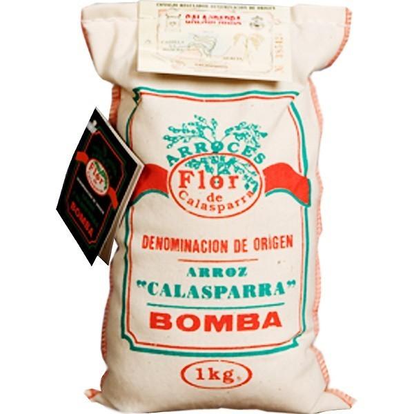 Rice Calasparra Flor sack 1 Kg