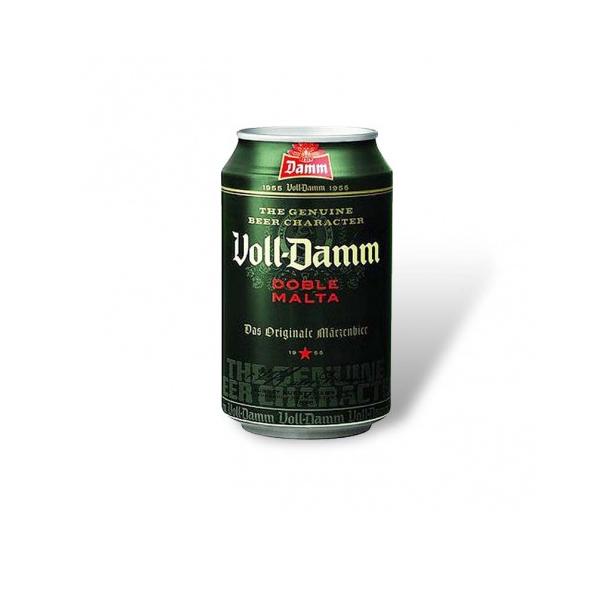 Birra Voll Damm 33 Cc 7,2º pack 24