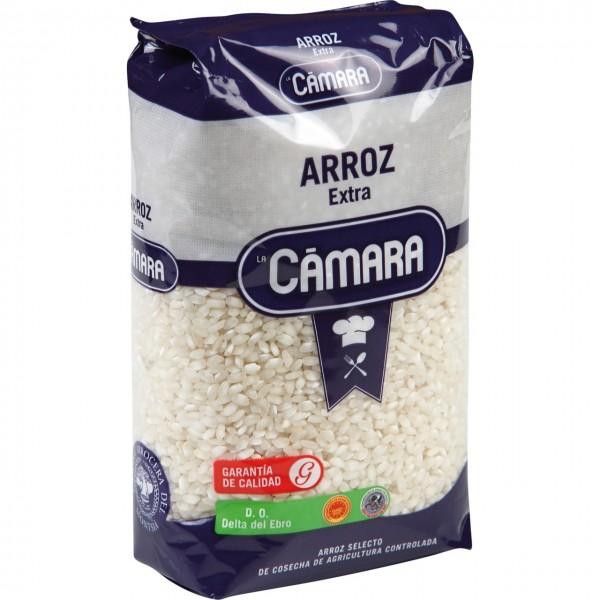 Reis Für Paella Camara 1 Kg