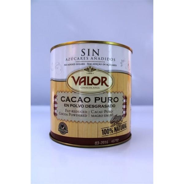 Cocoa Powder sugarfree Valor 250