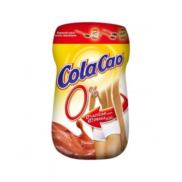 Cola-Cao 0% Light 300 Grs