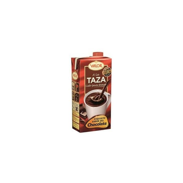 Thick liquid chocolate Valor Brik 1L