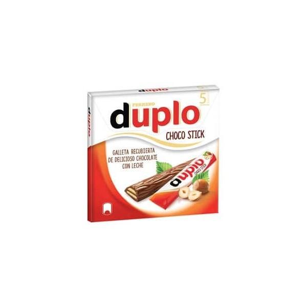 Chocolat Duplo Ferrero 91 Grs 5 sticks