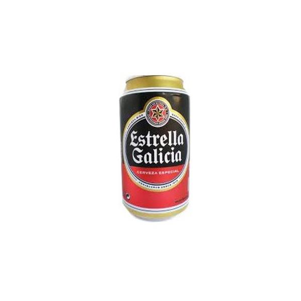 Beer Estrella Galicia 33 Cl pack 24